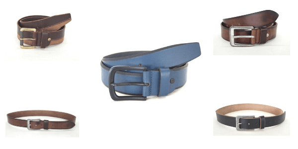 Made in India Belts