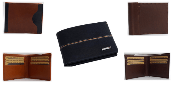 Made in India Leather Wallets